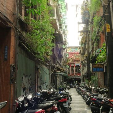 Keelung History: Columbus Alley (1)