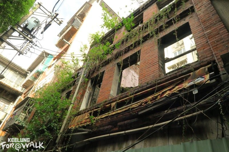 Keelung History: Columbus Alley (2)