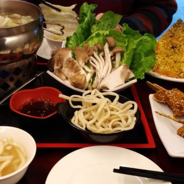 Keelung Food: Being a happy vegetarian eating in Keelung