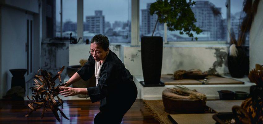 《凝視雨都-藝術家的基隆》國際級編舞家 林麗珍