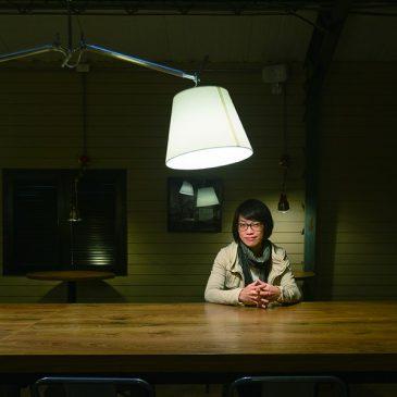 《凝視雨都-藝術家的基隆》超渡漂泊靈魂的現代俠女 導演周美玲