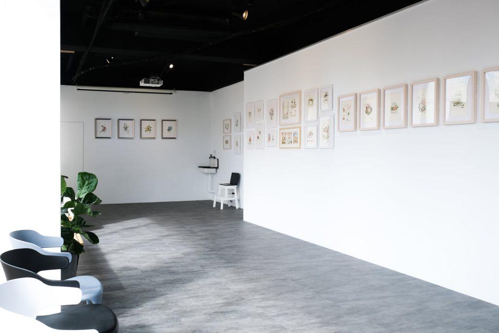 基隆藝廊前藝室