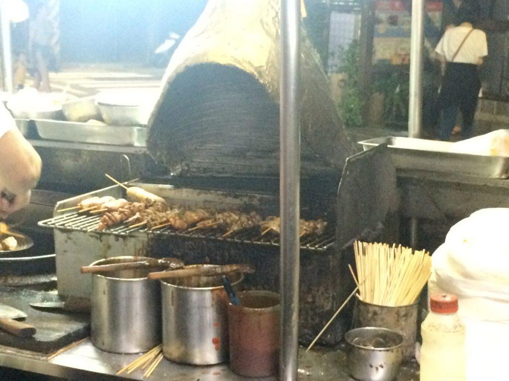 基隆和平島阿德烤肉