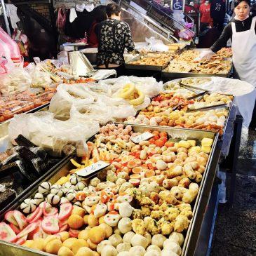 仁愛市場再來逛:食材採購趣