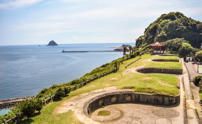 Baimiweng fort