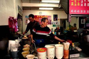 港西街劉家臭豆腐