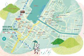 基隆市區地圖_雨都漫步基隆地圖