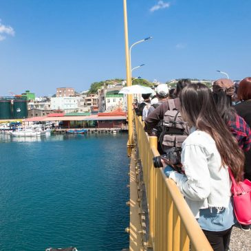 和平島:見證時光推移的台灣離島