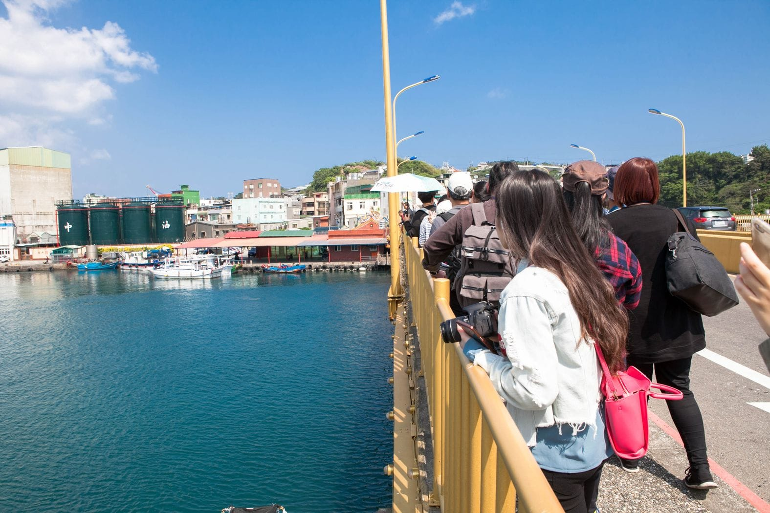 基隆和平橋和平島小旅行