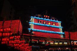 開龕門:中元祭典將至,準備迎接好兄弟