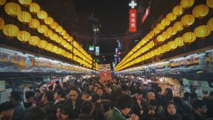 Miao-Kou Night Market