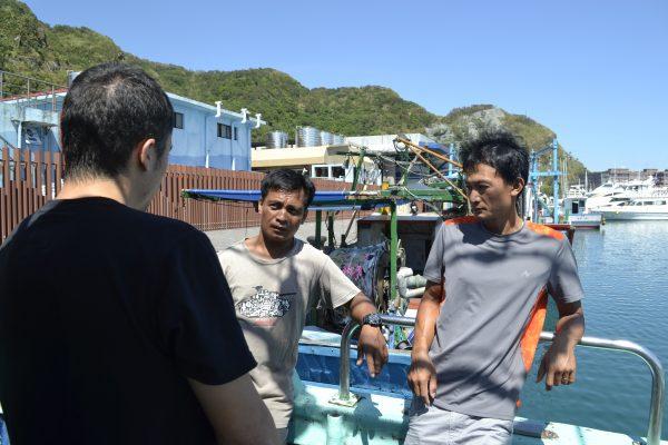 東南亞漁工
