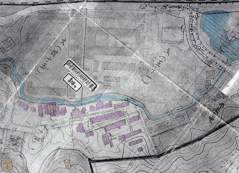 明德山莊地圖