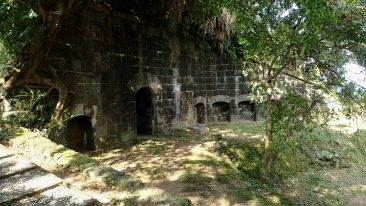 Lower Camp Area of East Sheliao Fort