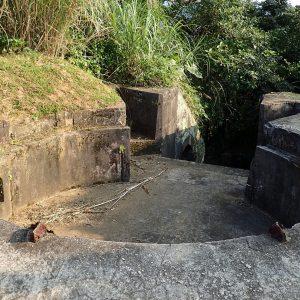 Gangizihliao Fort Gun Emplacement