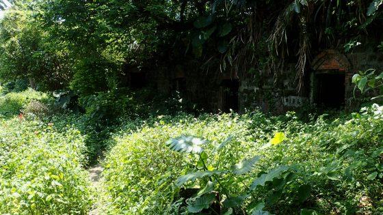 基隆頂石閣砲台