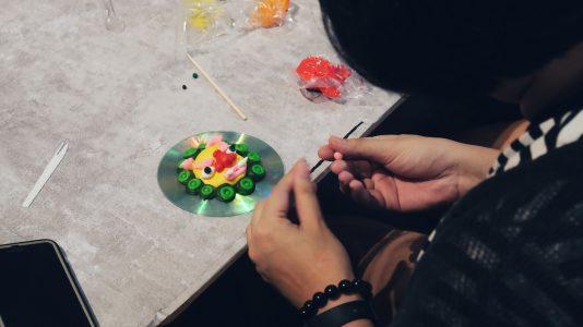 基隆親子體驗活動傳統捏麵工藝