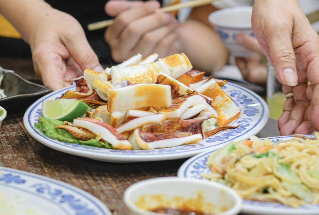 基隆海鮮熱炒
