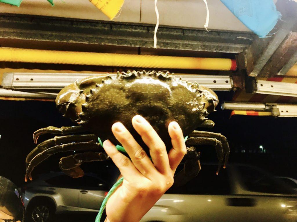 和平島秋蟹